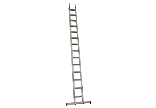 Global Ladders - Single Step Wall Support Ladder