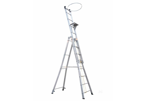 Global Ladders - Aluminium Self Support Extension Ladder